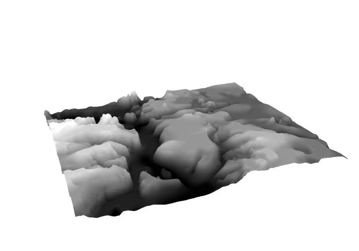 Bedrock Terrain